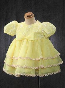 黄色ドレス 01Y04G
