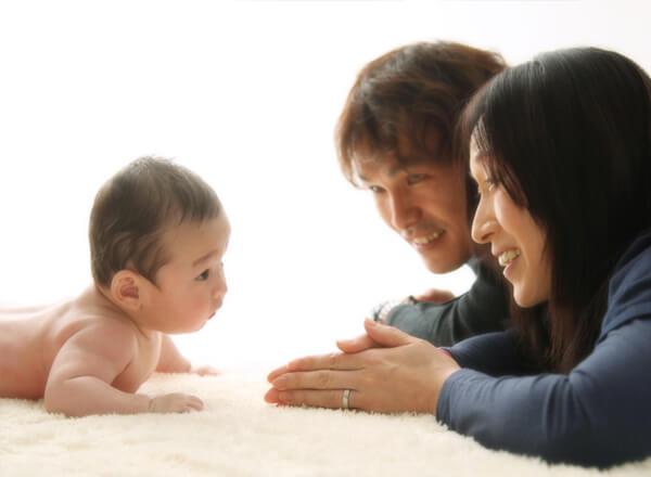 百日baby写真ギャラリー