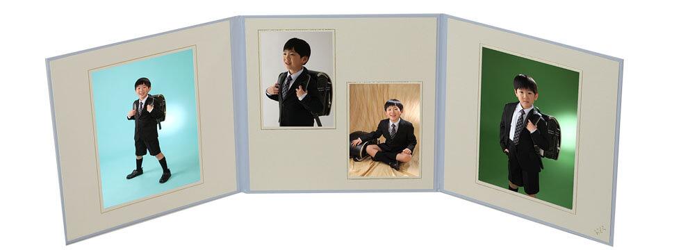 札幌市の入学式写真