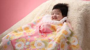 百日・赤ちゃん / 女の子